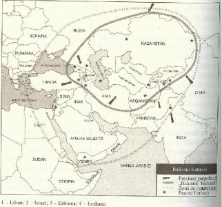 The geostrategic context of the South Caucasus and the Black Sea from the point of view of the 2008 war