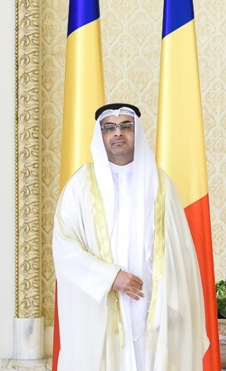 "His Excellency Talal M. Al-Hajeri: ""We want to take advantage of the significant role played by Romania at regional and international levels and to work together for peace and security around the world"""