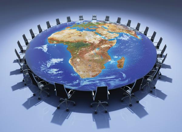 International Organizations in Crisis