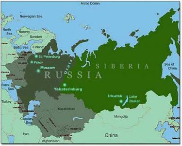 Russia's new geopolitical project